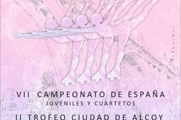 VIDEOS CAMPEONATO DE ESPAÑA JUVENIL , CUARTETOS Y II TROFEO CIUDAD DE ALCOI