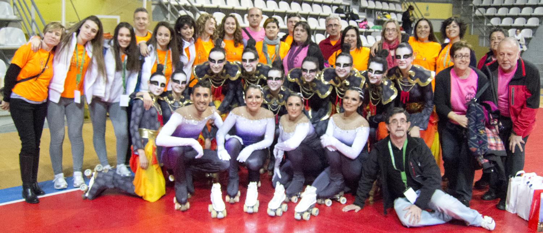CAMPEONATO INTERNACIONAL DE GRUPOS SHOW DINAN 2014